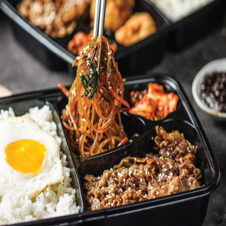 Pochajjang Korean restaurant which has succeeded in changing the focus of the restaurant and the focus of the delivery system