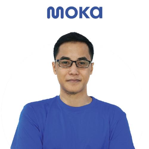 Reza Brianca, the Head of Data, gave positive testimony of working at Moka