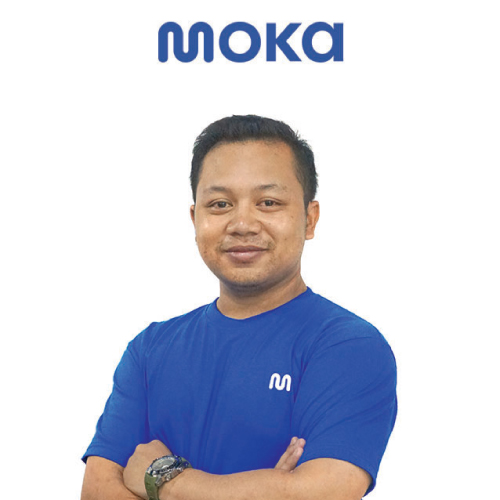 Joni Rismoyo, a Merchant Support Specialist, gave positive testimony of working at Moka