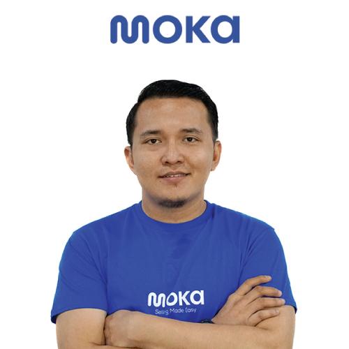 Chrisman Sinurat, an Area Sales Manager, gave positive testimony of working at Moka