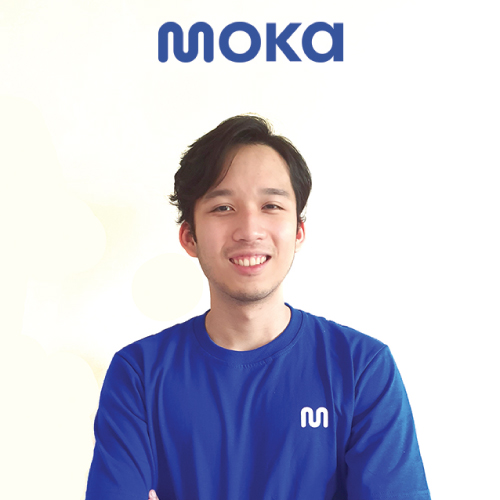Daniel Sjarief, a UX Designer, gave testimony of working at Moka