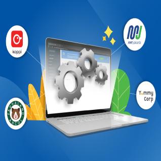 Private Solution dari Moka Connect sebagai layanan khusus pengguna Moka POS untuk mengelola sistem API untuk kebutuhan bisnis