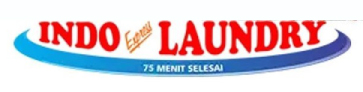 The logo of a laundry business that experienced an increase in sales after activating various e-wallet payment methods