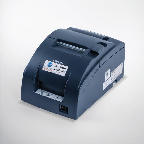 Shop Receipt Printer Epson TM-U220B Lan Dot- Matrix Hardware at Moka